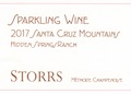 2017 Hidden Springs Sparkling Rosé - Santa Cruz Mountains THUMBNAIL