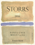 2016 Santa Cruz Mountains Pinot Noir THUMBNAIL
