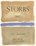 2017 St. Clare Red Wine - a Bordeaux-Red THUMBNAIL