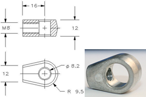 065-00155B End Fitting