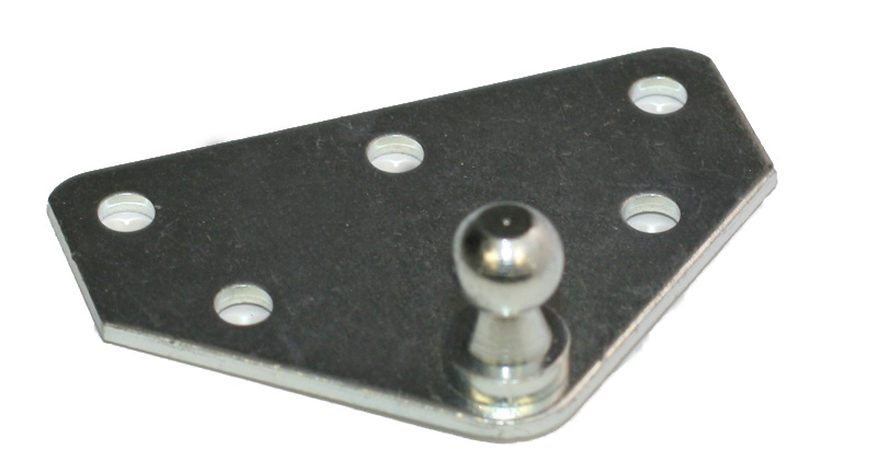 P67-00204 Zinc Ball Bracket LARGE