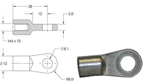 065-00070C End Fitting