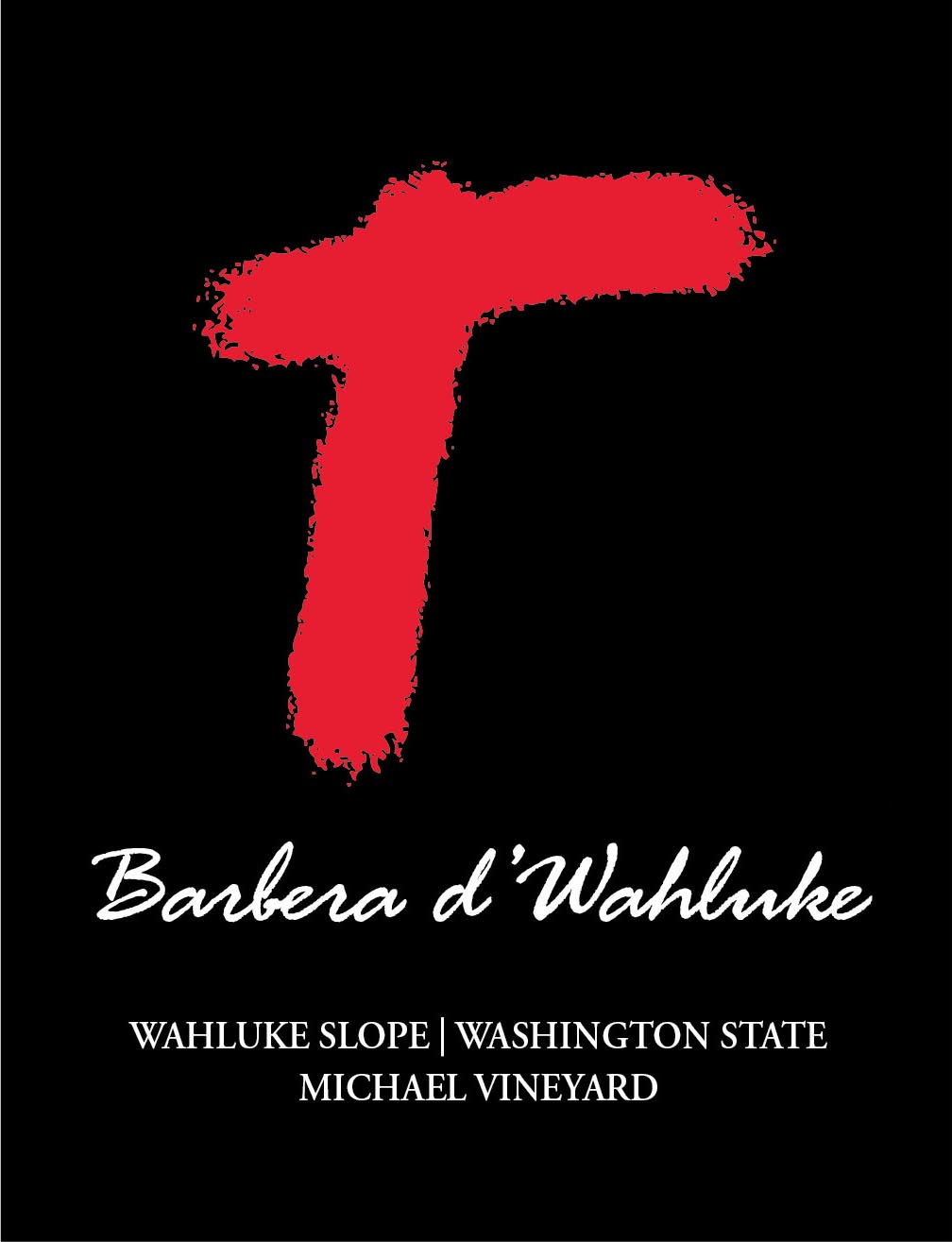 2016 Barbera d'Wahluke MAIN
