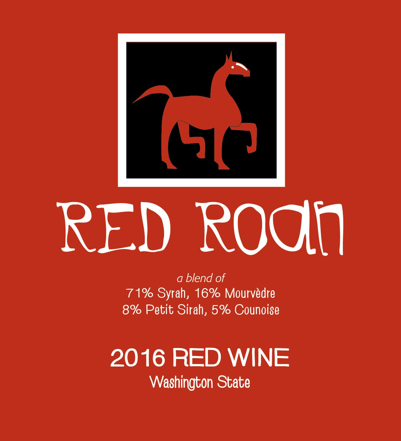 2016 Red Roan THUMBNAIL