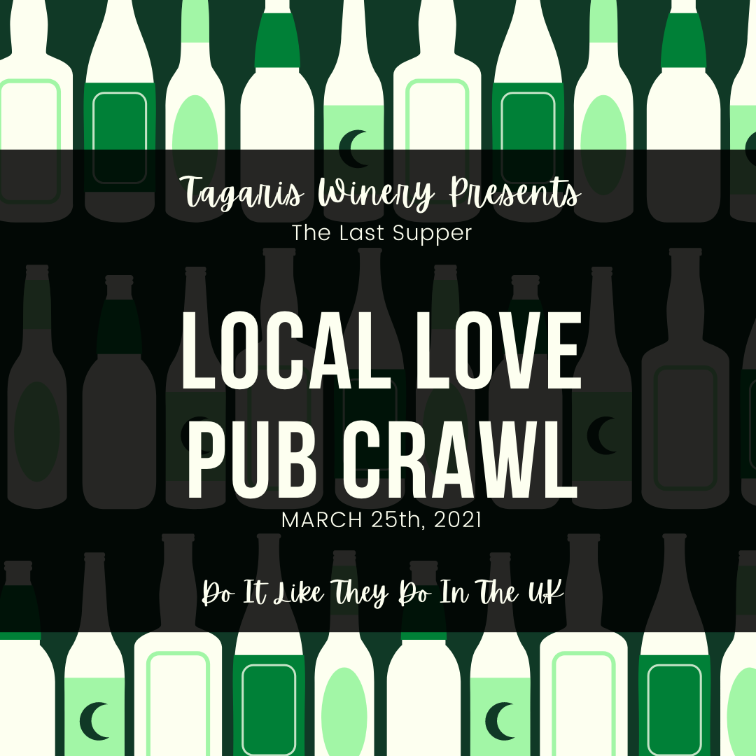 Local Love Pub Crawl - Single Ticket THUMBNAIL