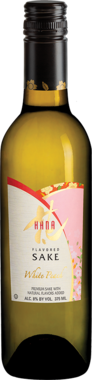 HANA › White Peach, 375ml MAIN