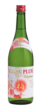 KOSHU Plum › Plum Sake, 750ml MAIN