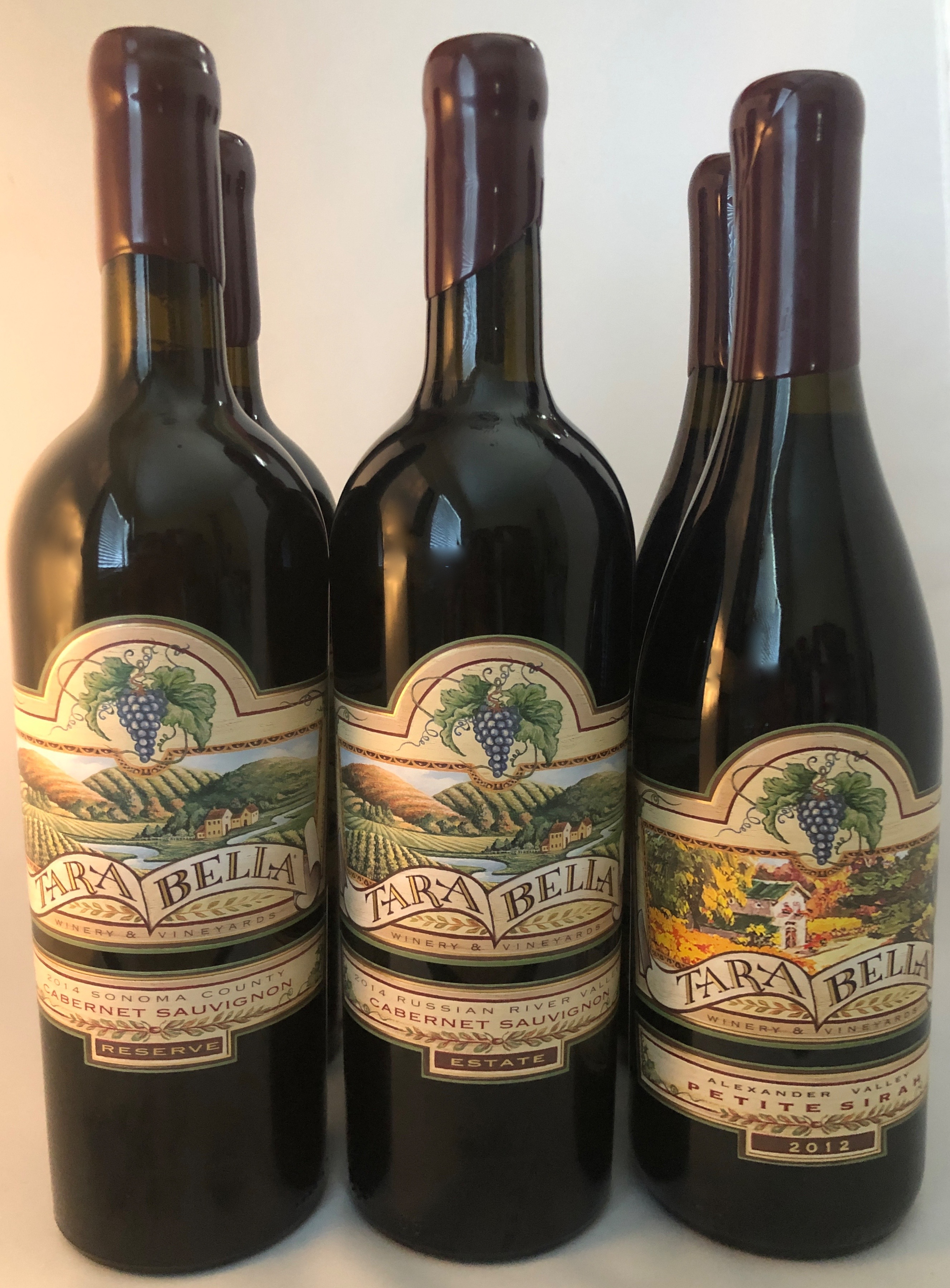 WINELAND 6 PACK 2014 COMBO LARGE