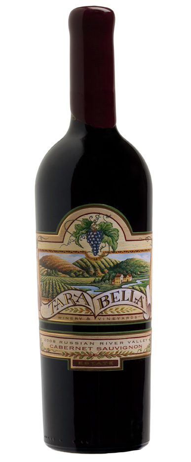 2008 Tara Bella Russian River Cabernet Sauvignon ESTATE