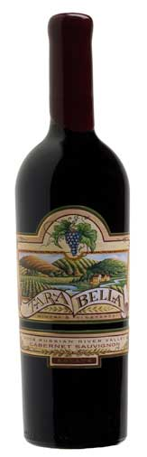 2015 Tara Bella Russian River Cabernet Sauvignon ESTATE