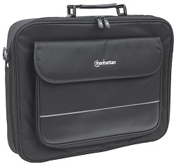 "Manhattan Empire II 17"" Laptop Briefcase LARGE"