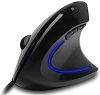 Adesso iMouse E1 Illuminated Vertical Ergonomic Mouse THUMBNAIL