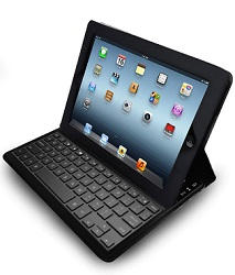 Adesso Compagno Air Bluetooth Keyboard and Folio Case for iPad Air