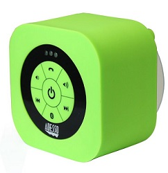 Adesso Xtream S1 Bluetooth Waterproof Speaker (Green) (While They Last!)