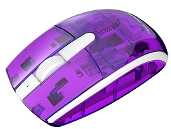 Rock Candy Wireless Mouse (Cosmoberry)