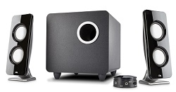 Cyber Acoustics CA-3610 Curve Immersion 2.1 Speaker System (On Sale!)