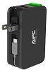 APC 3400mAh All-in-One Solution Mobile Power Pack