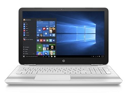 "HP Pavilion 15-AU091NR 15.6"" Touchscreen Intel Core i5 6GB RAM Notebook PC (Blizzard White)"