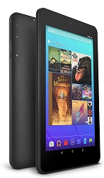 "Ematic 7"" Quad-Core Android 7.1 Tablet (Black) LARGE"