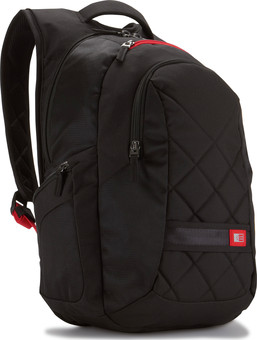 "Case Logic 16"" Laptop Backpack (Black)"