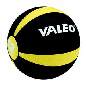 Valeo MB12 12 lb Medicine Ball with BONUS