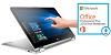 "HP ENVY x360 15-AQ100 15.6"" Touchscreen Intel Core i7 8GB 2-In-1 Laptop PC w/Office Pro2016 (Refurb)"