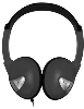 Avid FV-060 Lightweight On-Ear Headphones (Black)_THUMBNAIL