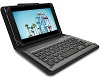 "PureGear Universal Tablet Folio with Bluetooth Keyboard for 7""-8"" Tablets"