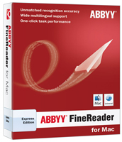 ABBYY FineReader Professional - Download (MAC).