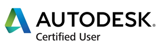 (ACU) Autodesk Certified User Exam Voucher, Retake, Practice LARGE