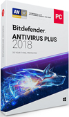 Bitdefender AntiVirus Plus 2018 DOWNLOAD (Windows) - SALE!