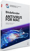 Bitdefender AntiVirus 2018 For MAC - DOWNLOAD (MAC)  - SALE!