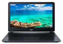 "Acer Chromebook 15 CB3-532-C42P 15"" Intel Celeron Dual-Core 4GB RAM 16GB ChromeBook PC (On Sale!) LARGE"