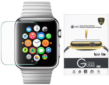 Apple Watch Tempered Glass Screen Protector (For 42MM Only)