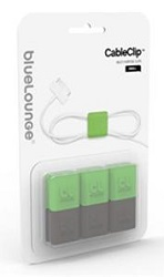 BlueLounge CableClip Small (6-Pack) (While They Last!)