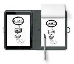 Wacom Bamboo Spark with SnapFit for iPad Air 2