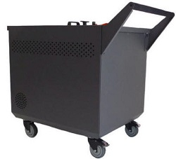 Datamation Systems 32-Chromebook Charging Cart