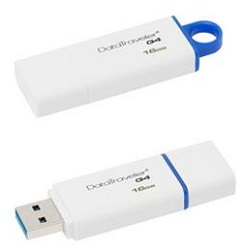 Kingston DataTraveler G4 16GB USB 3.0 Flash Drive