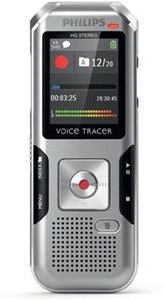 Philips Voice Tracer DVT4010 8GB Digital Voice Recorder (On Sale!)