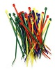 "Belkin 4"" Multi-Colored Cable Ties (52-Pack) THUMBNAIL"