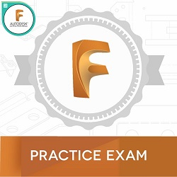 Summit L&T Fusion 360 Certified Professional: Practice Exam (20+) LARGE