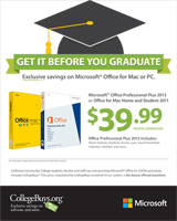 Save big before you Graduate Flyer (PDF) LARGE