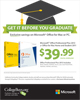 Save big before you Graduate Flyer (PDF)