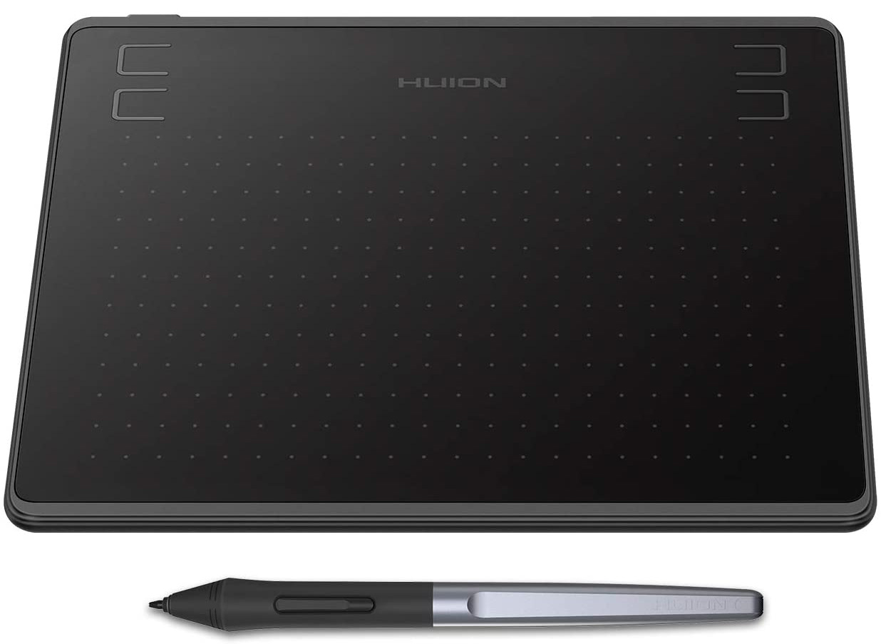 "Huion Inspiroy HS64 Ultrathin 6.3x4"" Graphics Pen Tablet THUMBNAIL"