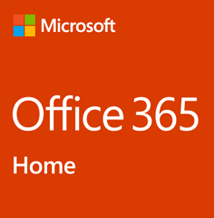 Microsoft Office 365 Home Premium 1 Year Subscription (5 Devices) (Download)