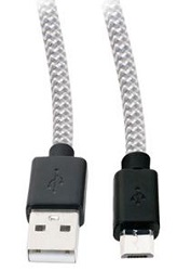 DigiPower 3.3-Foot Braided Micro USB Cable