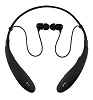 Supersonic IQ Sound IQ-127BT Bluetooth Wireless Headphones & Mic (Black)