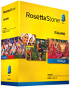 Rosetta Stone Italian Level 1-3 Set DOWNLOAD - MAC