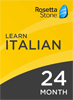 Rosetta Stone Italian: 24 Month Subscription for Windows/Mac 1-2 Users, Download