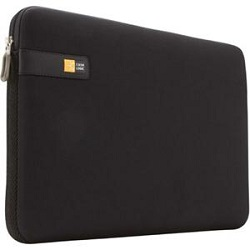 "Case Logic Impact Foam 15.6"" Laptop Sleeve (Black) LARGE"